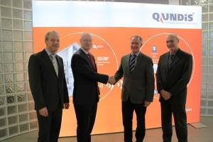 QUNDIS TU-Ilmenau Kooperation