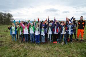 QUNDIS Kinderakademie 2016 mit Plant-for-the-Planet