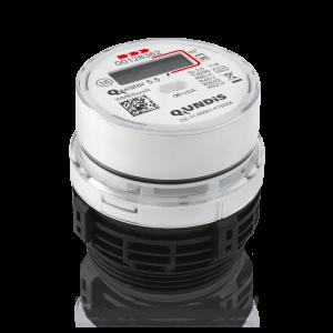 Compteur d'eau électronique à cartouche Q water 5.5